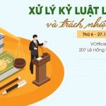 "The Seminar of ""Labour Discipline Settlement and Material Responsibility"" in Vung Tau"