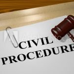 Procedures for Resolution of Civil Matters Under the Civil Proceeding Code 2015